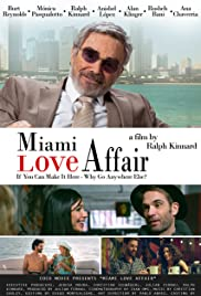 Miami Love Affair Poster