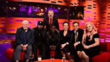 Ice Cube/Kevin Hart/Hugh Laurie/Olivia Colman/Sir David Attenborough/Elle King