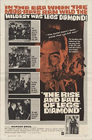 Where to stream The Rise and Fall of Legs Diamond