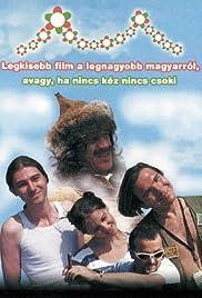 Legkisebb film a legnagyobb magyarról, avagy ha nincs kéz nincs csoki Poster