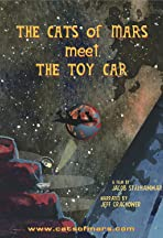 The Cats of Mars Meet the Toy Car