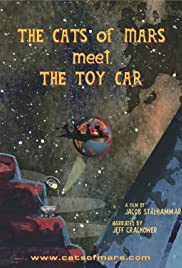 The Cats of Mars Meet the Toy Car Poster