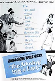 The Admiral Was a Lady (1950) Poster - Movie Forum, Cast, Reviews
