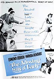 The Admiral Was a Lady Poster
