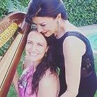 Clare Be - Harpist, Simple Wedding