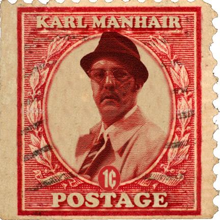 Karl Manhair, Postal Inspector