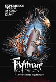 Frightmare (1983) Poster - Movie Forum, Cast, Reviews