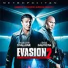 Sylvester Stallone and Dave Bautista in Escape Plan 2: Hades (2018)