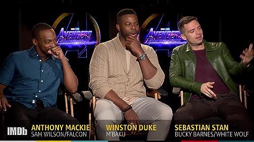 'Avengers: Infinity War' Role Swap