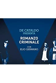 De Cataldo presenta Romanzo Criminale