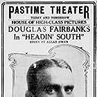 Douglas Fairbanks in Headin' South (1918)