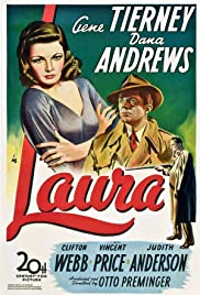 Image result for images from laura with gene tierney full movie