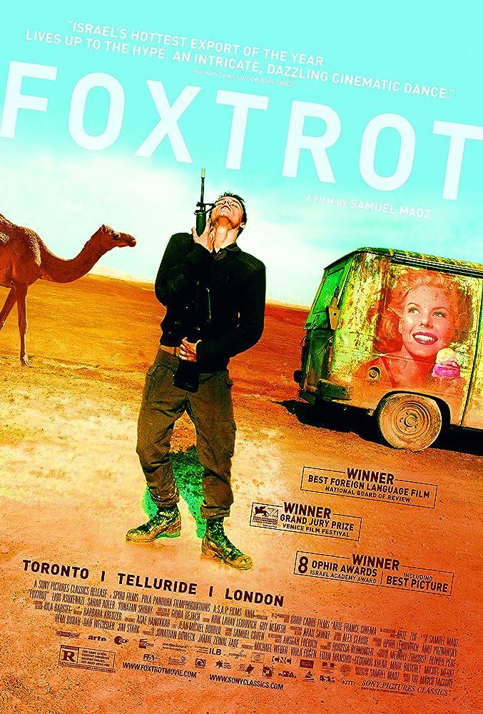 Assistir Foxtrot Online
