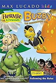 Hermie & Friends: Buzby, the Misbehaving Bee Poster