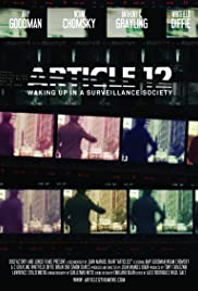 Article 12 Poster