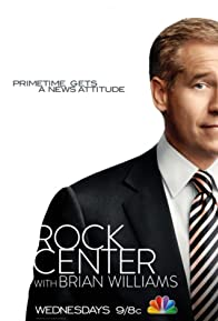 Primary photo for Rock Center with Brian Williams