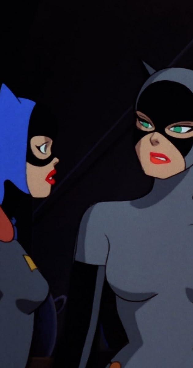 batman the animated series batgirl returns animeflavor