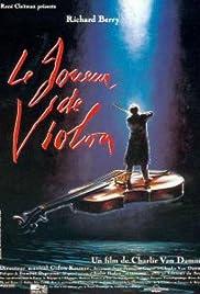 Le joueur de violon Poster