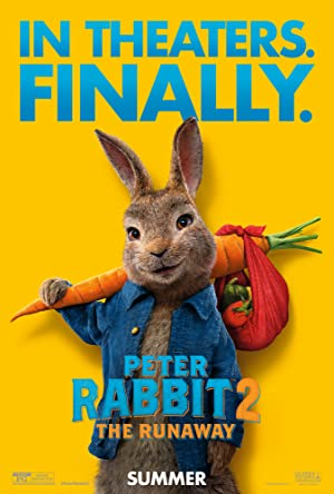 Peter Rabbit 2: The Runaway film Poster