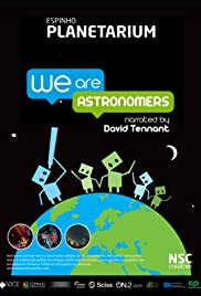 We Are Astronomers Poster