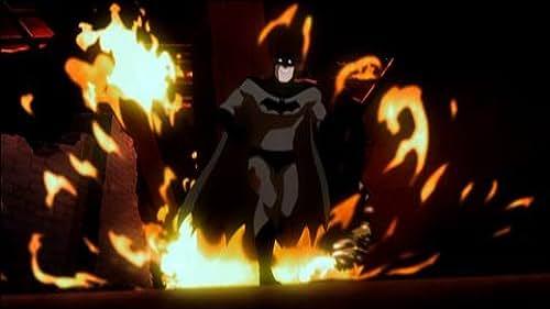 Trailer for Batman: Year One