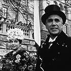 Charles Regnier and Johanna von Koczian in Die Ehe des Herrn Mississippi (1961)