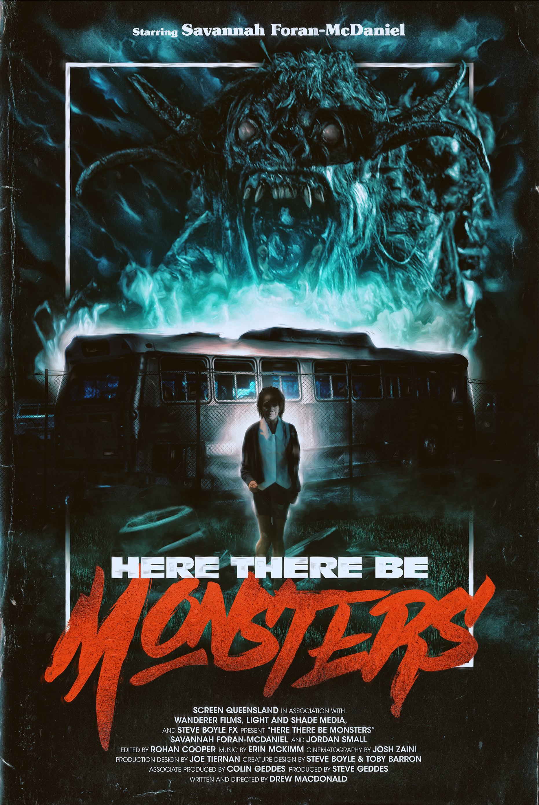 Here There Be Monsters 2018 Imdb