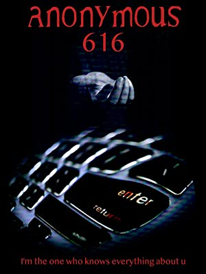 Anonymous 616 Poster