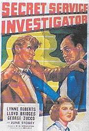 Secret Service Investigator Poster