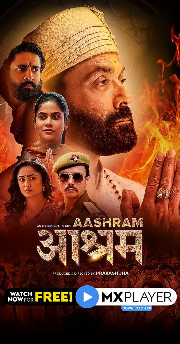 Aashram (2020) Hindi S01 Complete 720p Mx Player WEBRip - 2.8 GB - AAC 2CH x264 - Shadow (BonsaiHD)