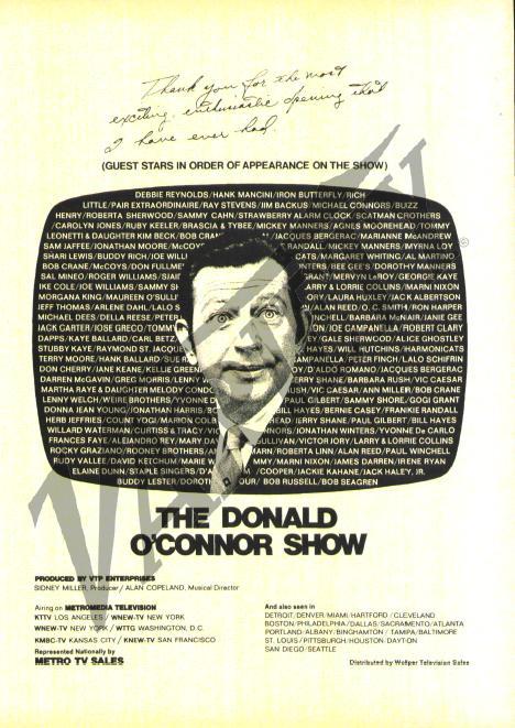 Donald O'Connor in The Donald O'Connor Show (1954)