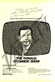 The Donald O'Connor Show Poster
