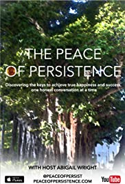 The Peace of Persistence Poster