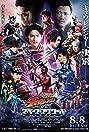 Space Squad 2: Kyuranger vs. Space Squad (2018) Poster