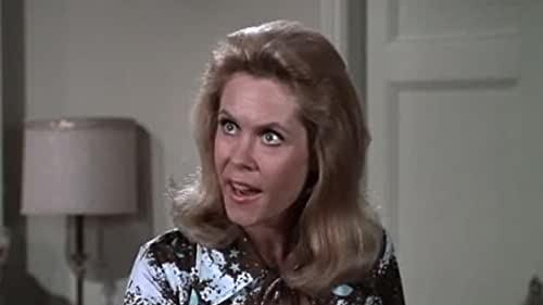 Bewitched: Sam's Hot Bedwarmer