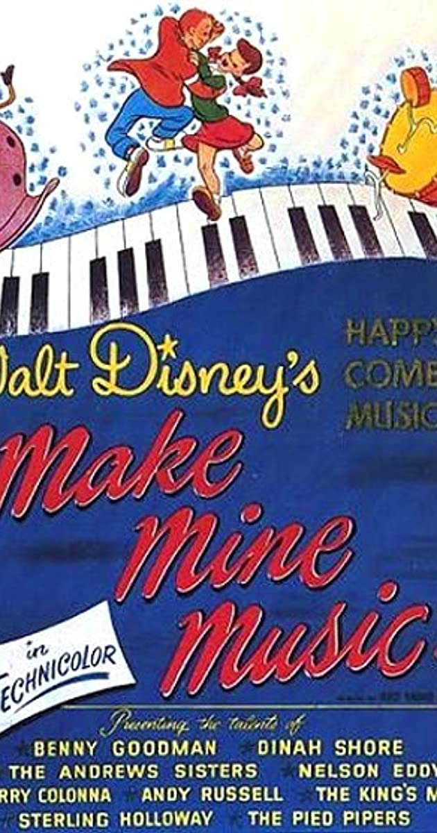 Make Mine Music 1946 Imdb