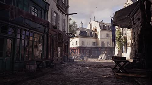 Assassin's Creed: Unity: Alpha Game Footage