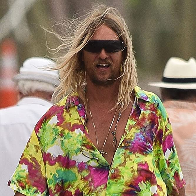 Matthew McConaughey in The Beach Bum (2019)