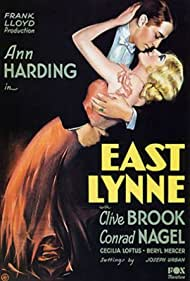Clive Brook and Ann Harding in East Lynne (1931)