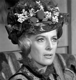 Eloise Hardt in Lawman (1958)
