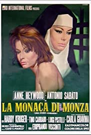 The Lady of Monza Poster
