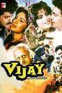 Vijay (1988) Poster