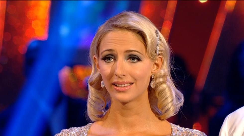 Ali Bastian in Strictly Come Dancing (2004)