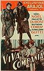 Vive la compagnie (1934) Poster