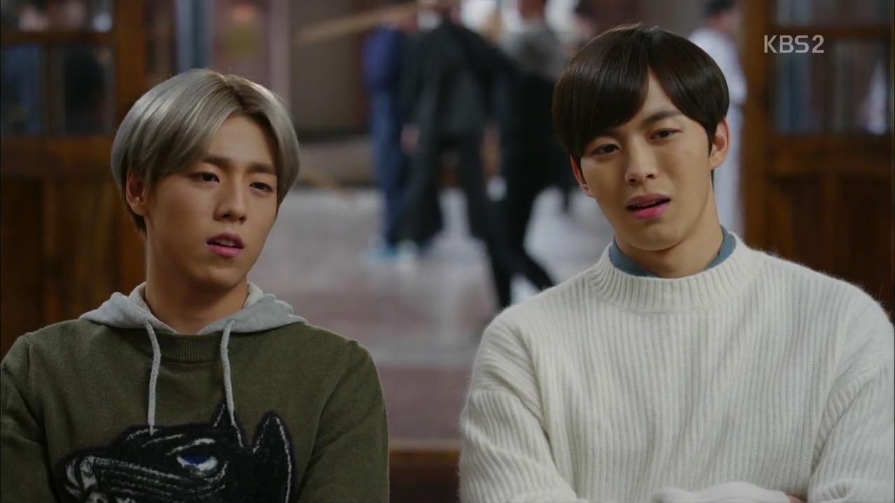 K-Drama Moorim School Episode 7