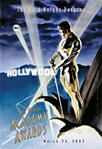 Primary photo for The 74th Annual Academy Awards