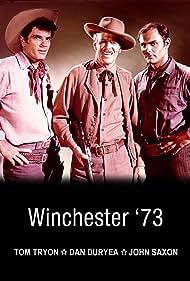 Dan Duryea, John Saxon, and Tom Tryon in Winchester 73 (1967)