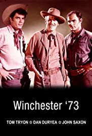 Winchester 73 Poster