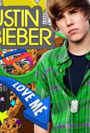Justin Bieber: Love Me Poster