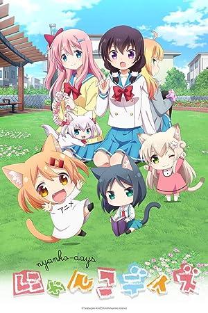 Nyanko Days ( Kedi Çocuk Günleri )